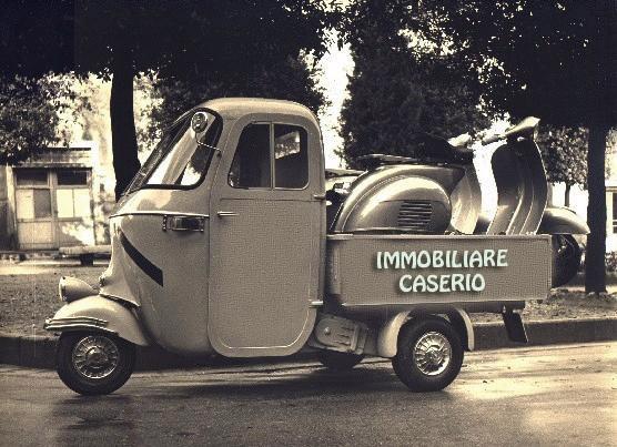 Piaggio Ape – historia modelu