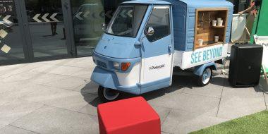 Prosecco Van w kampaniach reklamowych