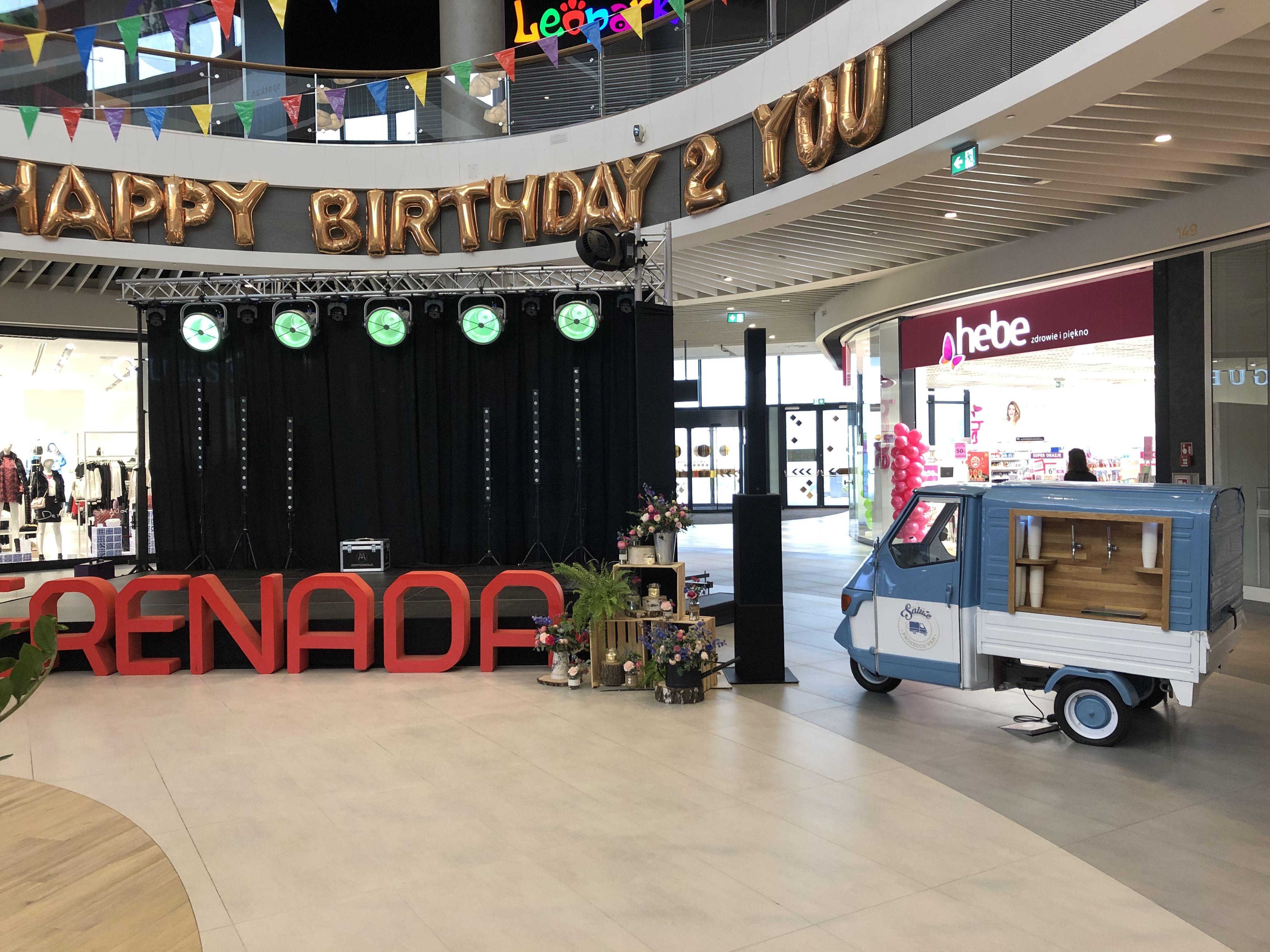 Happy Birthday 2 You Serenada