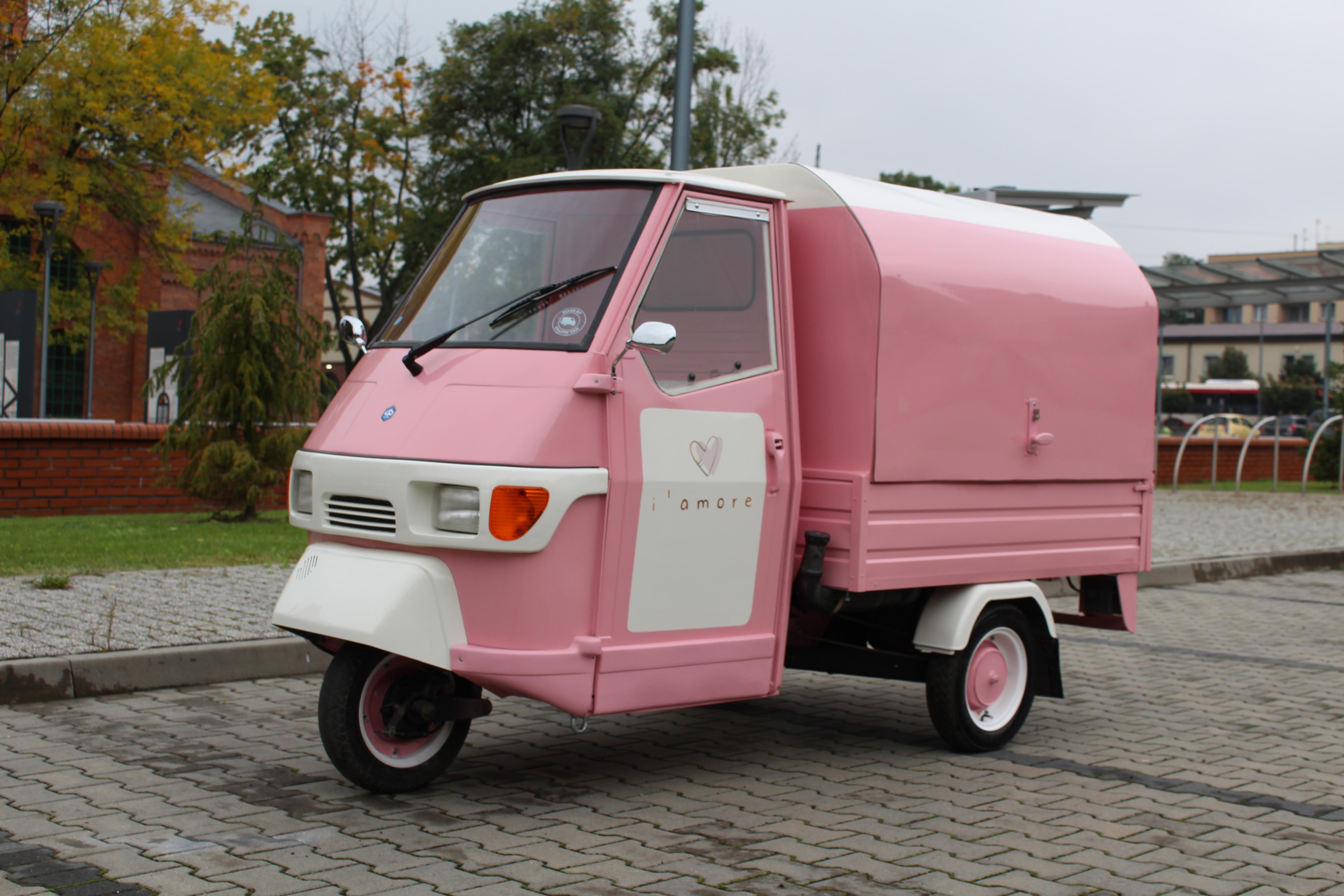 Prosecco & Coffe Van